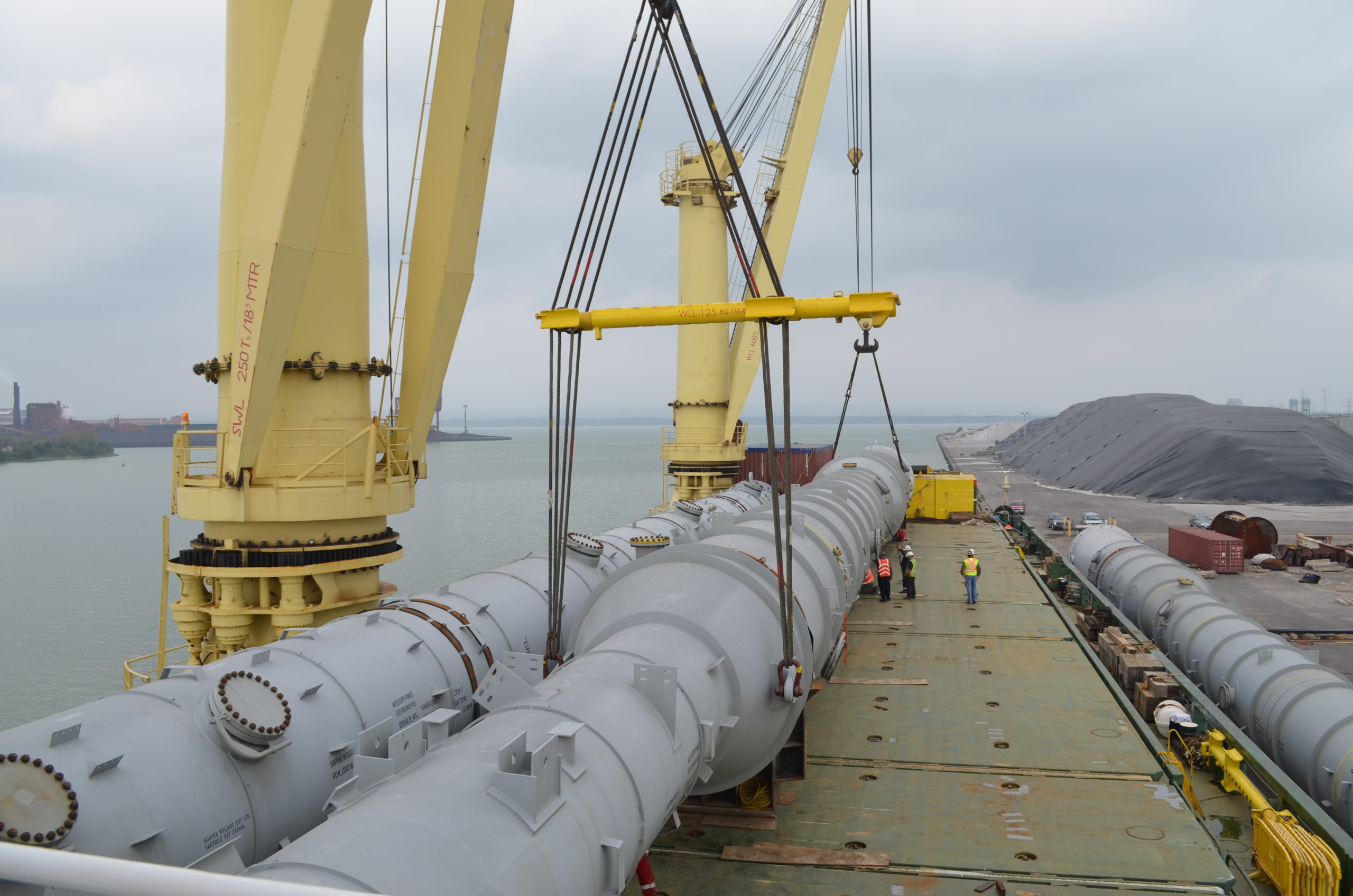 Heavy Lift - Project Cargo 1