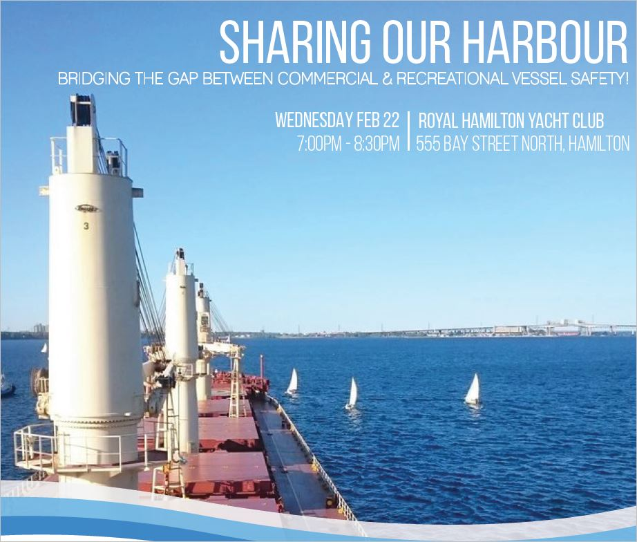 Info Session: Sharing Our Harbour