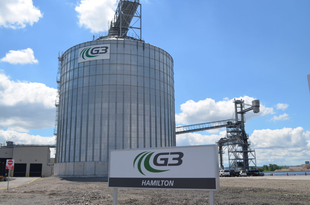 New G3 Canada Ltd. Terminal Opens its Doors