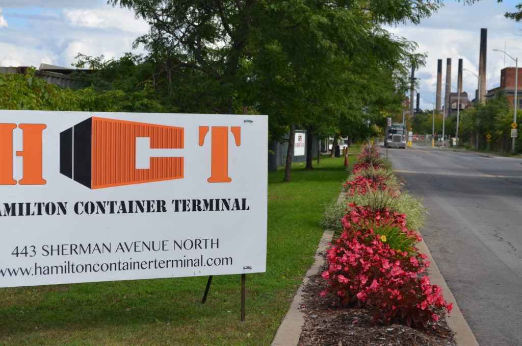 New container terminal a welcome addition to regional transportation network