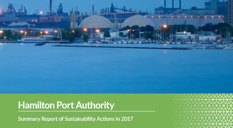 port sustainability report