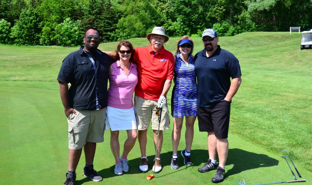 Annual Golf Tournament raises funds for Mission to Seafarers and Liberty for Youth