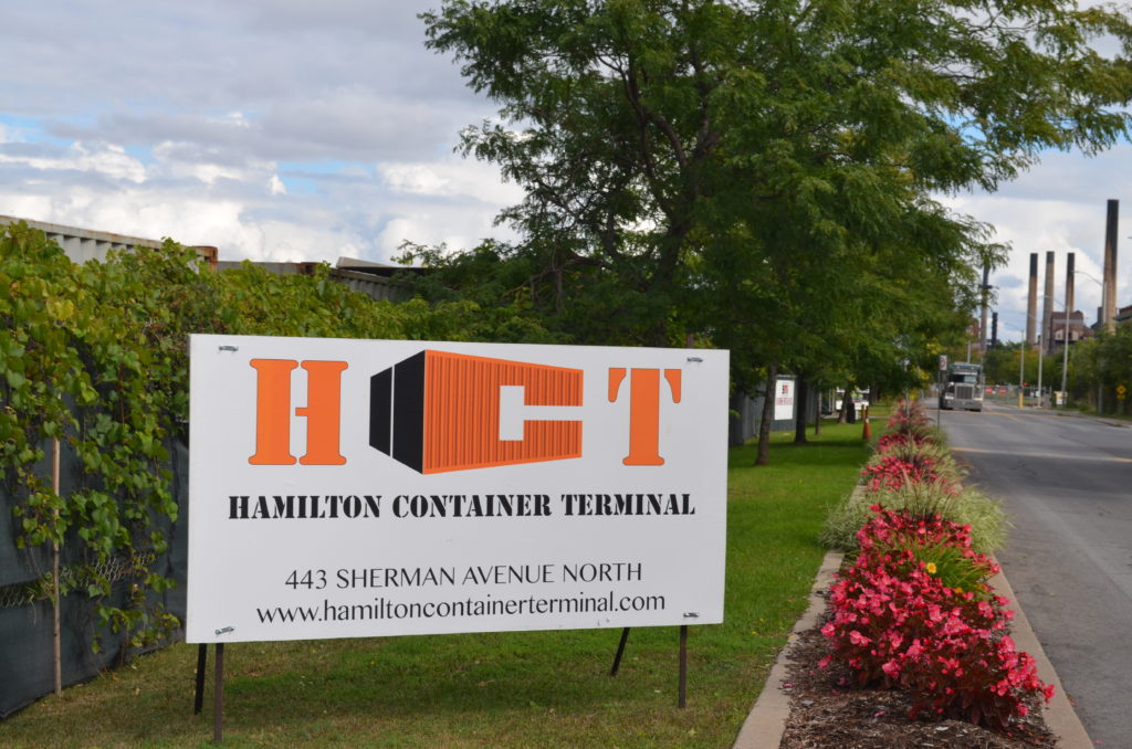 Hamilton Container Terminal Grows with New Services