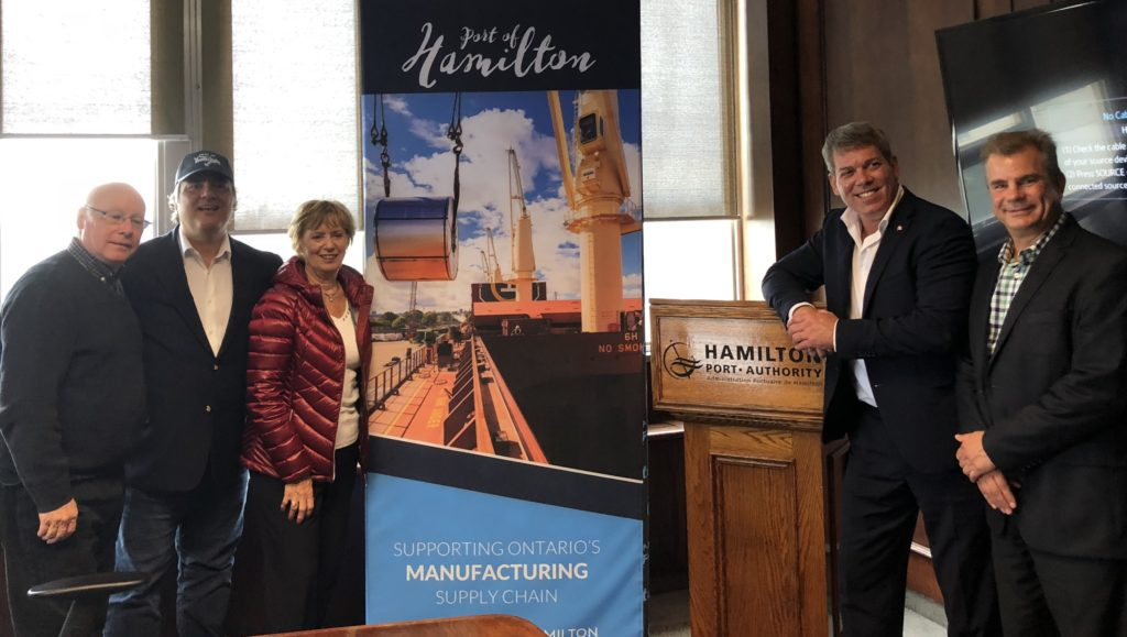 Niagara-Hamilton region poised for economic success, says new report