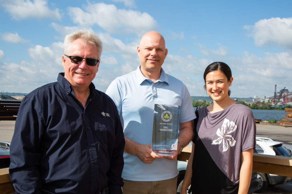 QSL Achieves Green Marine Certification