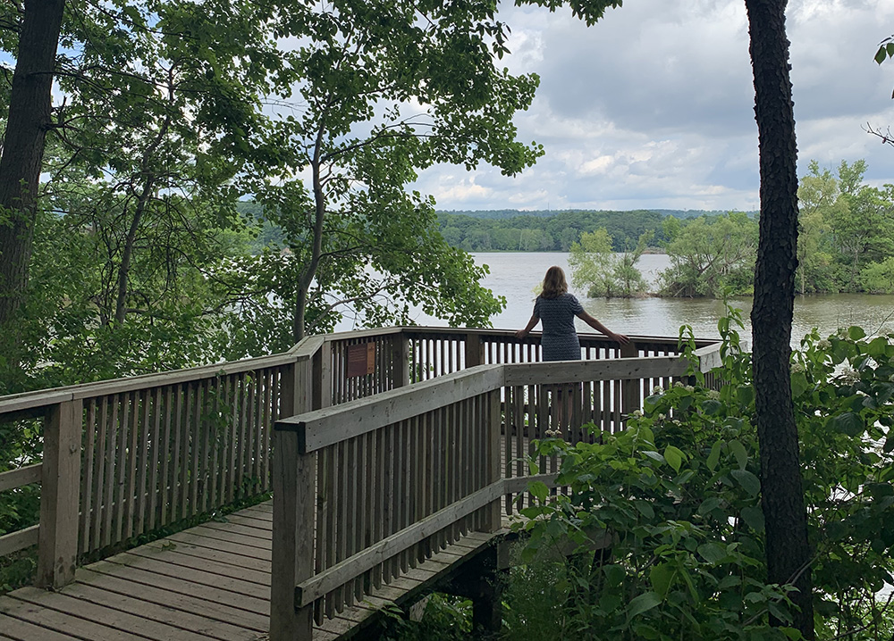 HOPA donation helps RBG welcome visitors to Cootes Paradise