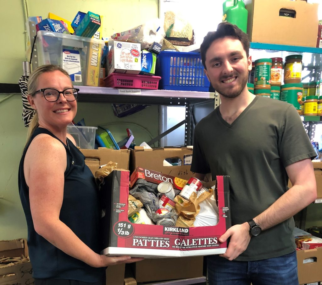 HOPA Food Drive helps #FightHungerThisSummer in Hamilton and Oshawa
