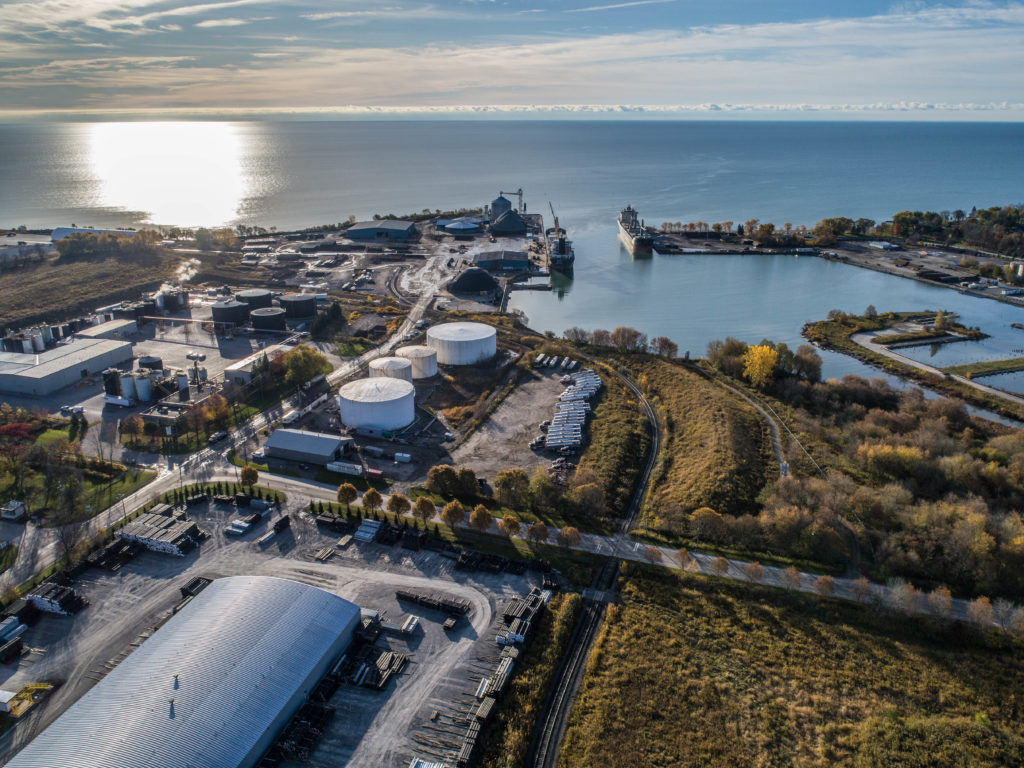 New investment, new confidence at the small-but-growing Port of Oshawa