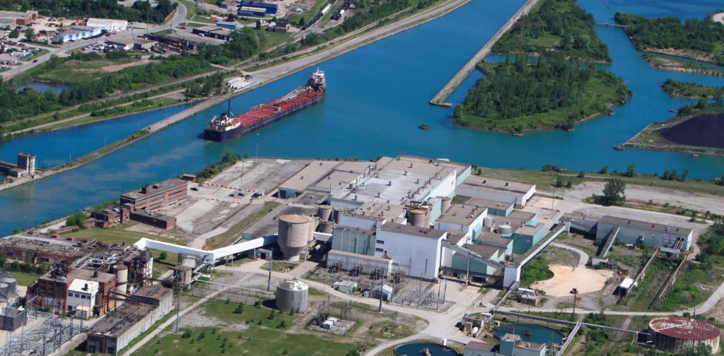 New multimodal hub on the Welland Canal a major step forward for industry