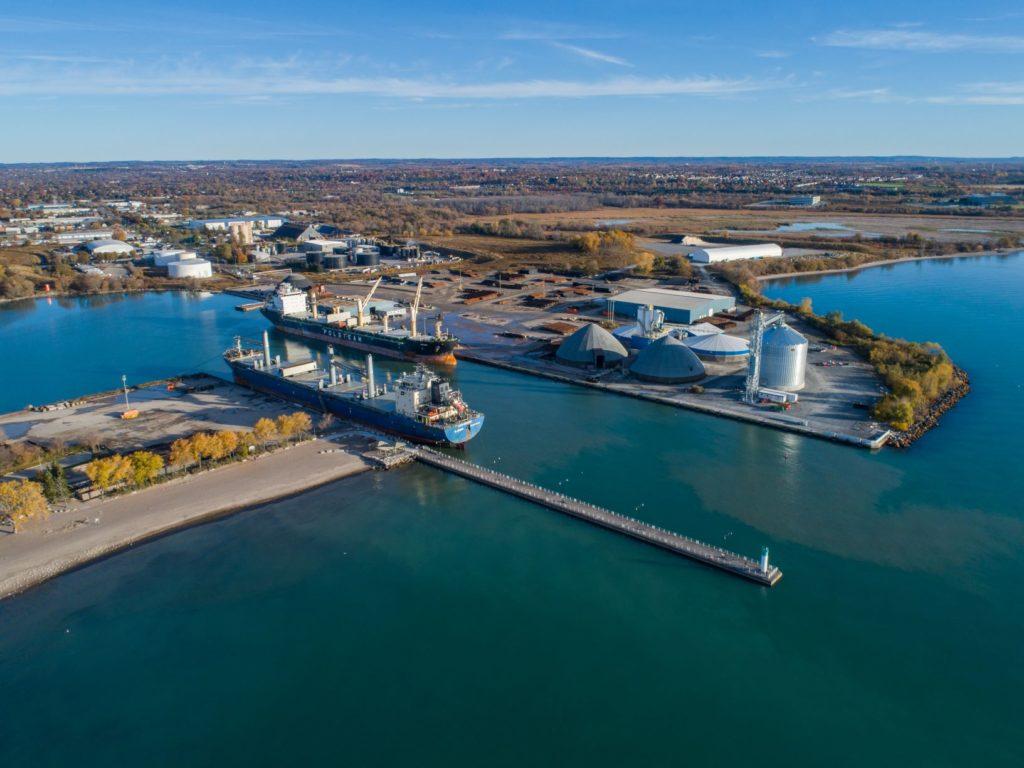 Port of Oshawa Land Use Plan Open House